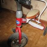 велосипед детский 3-х колесный рабочий б/у, Екатеринбург