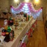 Помощь в аренде кафе для проведения выпускного, юбилея, свадьбы, Екатеринбург