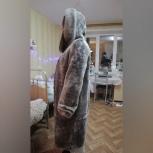 Шуба из облегченного мутона, Екатеринбург