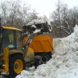 Уборка и вывоз снега, Екатеринбург