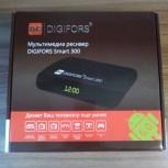 Андроид тв приставка digifors smart 300, Екатеринбург