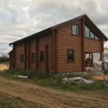 Строительство деревянных домов  от производителя, Екатеринбург