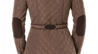 cb95fdbf21c9 Новое стеганое пальто O
