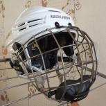 Шлем хоккейный Bauer с маской, Екатеринбург