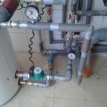 монтаж систем отопления в коттеджах, автоматизация,удаленный доступ, Екатеринбург