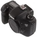 Фотоаппарат Canon EOS 7D . Сделан в Японии., Екатеринбург