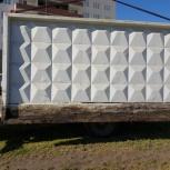 Бетонный забор(железобетонный забор)панели забора б/у, Екатеринбург