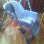 Продам детский раскладной стол-стул, Екатеринбург