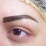 Перманентный макияж бровей, губ, межресничной лини, Екатеринбург