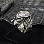 Мужское кольцо Хищник Яутжа охотник за головами, Екатеринбург