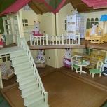 Дом с аксессуарами Sylvanian Families, Екатеринбург