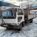 Грузоперевозки манипулятор 3-5 тонн, Екатеринбург