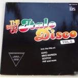 THE Best OF Italo-Disco VOL. 8 Germany 1987 / 2LP, Екатеринбург