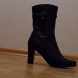 Новые кожаные сапоги, Екатеринбург