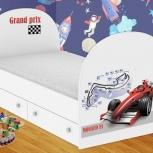 Детская кровать Формула-1 (Гт), Екатеринбург