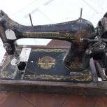 """Швейная машинка. Швейная машина.швейная машина """"Госшвеймашина"""" 1923г, Екатеринбург"""