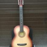 Гитара с чехлом(, Екатеринбург