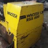 Каток wacker Ross 800, Екатеринбург