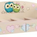 Детская кровать Совы (Ум), Екатеринбург