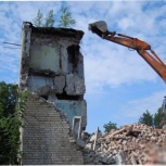 Демонтаж зданий/сооружений/металлаконструкций, Екатеринбург