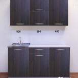 Новая Кухня, модель Фиджи-6 длина 1400мм, Екатеринбург