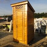 Уличный дачный туалет, туалетные кабинки без предоплаты, Екатеринбург