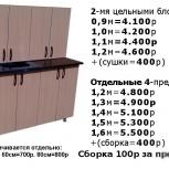 """Новая кухня """"венге + белый дуб"""" от производителя, Екатеринбург"""
