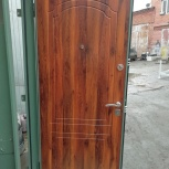 Металлическая сейф дверь, металл 2 мм., Екатеринбург