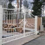 Кованые ворота, Екатеринбург