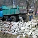 Вывоз мусора , хлама , вывоз мусора (газели, зилы, камазы грузчики), Екатеринбург