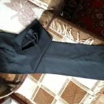Брюки тёмно серого цвета,  новые, по талии 41 см, качественный пошив., Екатеринбург
