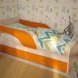 Детская кровать Кроха-2, 80*160 см, Оранж (ТМК), Екатеринбург