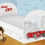Детская кровать Ретро (Гт), Екатеринбург