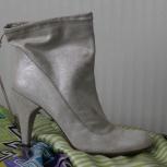 замшевые женские  ботинки, Екатеринбург
