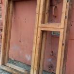 Оконный блок деревянный 1460Х1320 мм, Екатеринбург