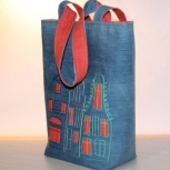Текстильная сумка ручной работы, Екатеринбург