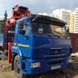 услуги манипулятора с ндс, Екатеринбург