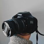 Фотоаппарат Canon EOS 550D, Екатеринбург