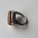 уникальный иранский мужской перстень с сердоликом, Екатеринбург