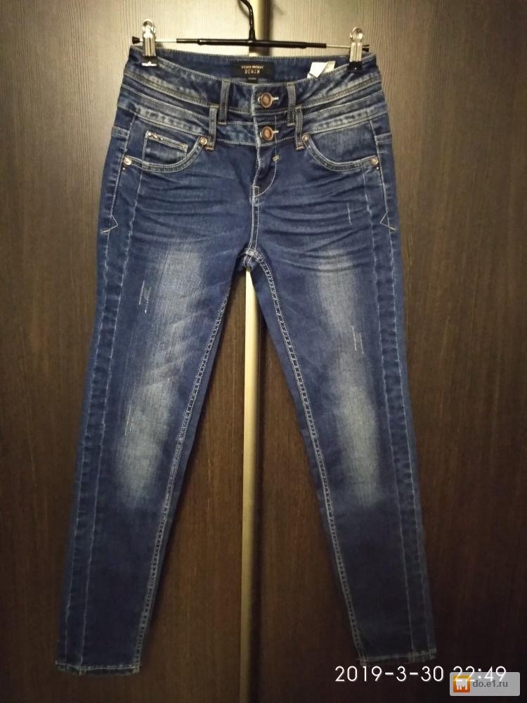 7cf56e035c3b0a1 Новые фирменные джинсы Vero Moda фото, Цена - 2500.00 руб ...