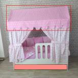 Балдахин для кроватки-домика, Екатеринбург