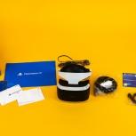 PlayStation VR+1OO Игр Полный Комплект На Гарантии, Екатеринбург