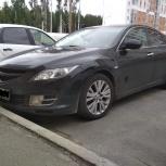 Мазда 6 авто в аренду от 1 суток, Екатеринбург