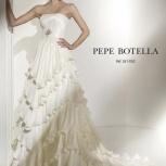 Свадебное платье pepe botella (испания), Екатеринбург