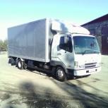 Водитель с личным грузовым авто - японец , 5т , 30куб, фургон., Екатеринбург