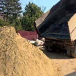 песок строительный, Екатеринбург