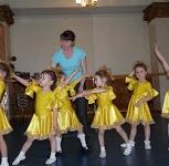 Танцы для детей в центре города, Екатеринбург