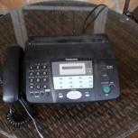 Продам факс Panasonic KX-FT902, Екатеринбург