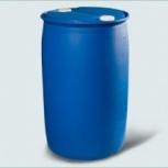 Бочка тара пластиковая с пробками синяя l-r (7.2) 227 литров, Екатеринбург