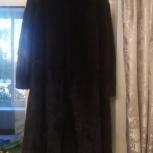 Продам шубу норковую размер 56-58, Екатеринбург
